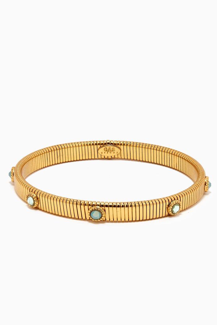 Strada Glass Stone Bracelet