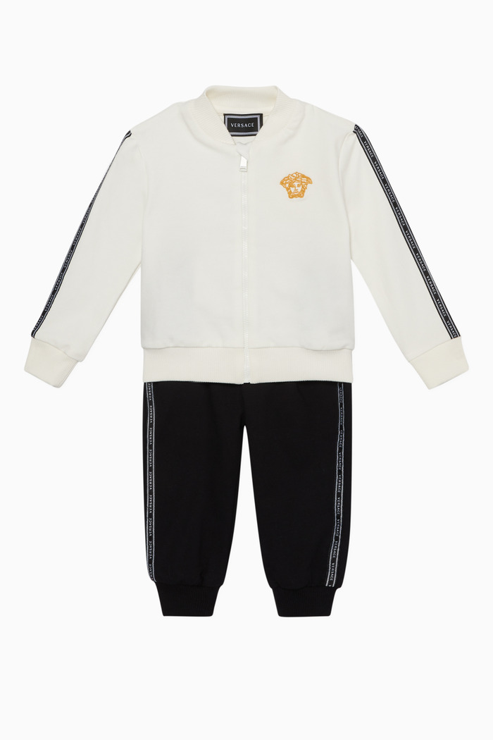 """""""Mad About Versace"""" Jersey Tracksuit"""