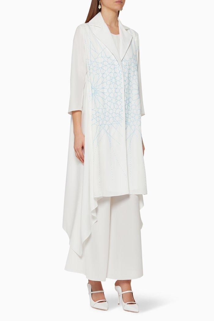 Arabesque Star Embroidered Jumpsuit Set