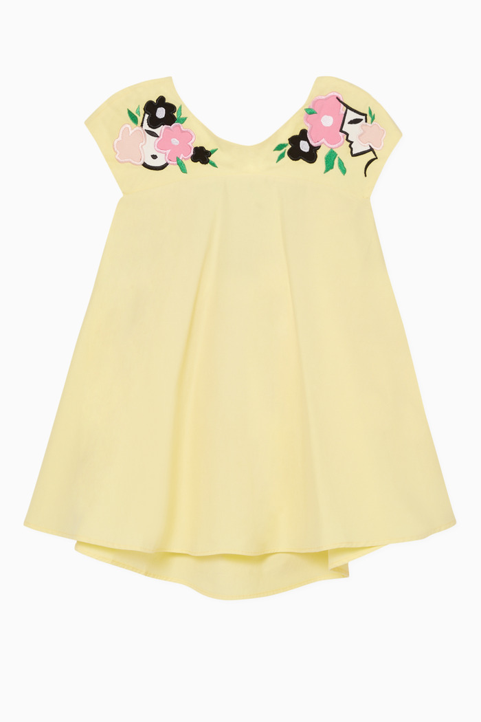 Jolie Embroidered Dress