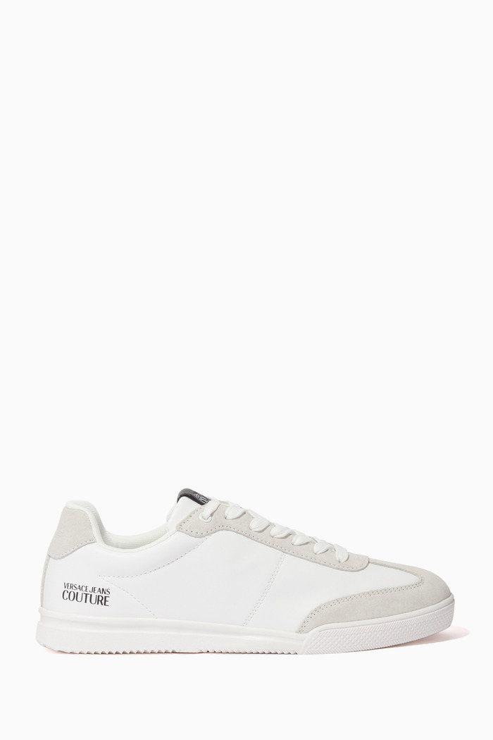 Leather & Suede Sneakers