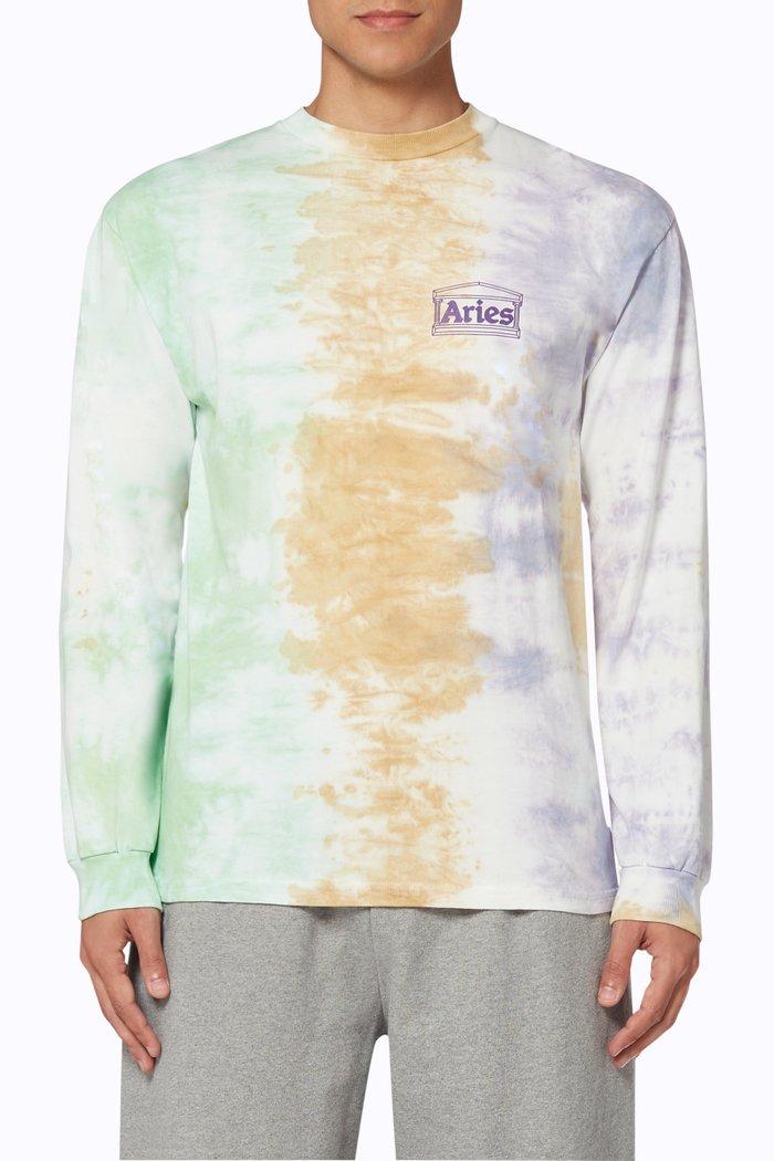 Ripple Tie-Dye T-Shirt