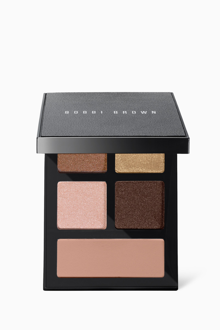 Burnished Bronze Essential Multicolour Eye Shadow Palette