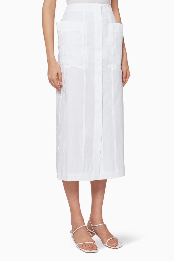 La Jupe Bastide Cotton Skirt