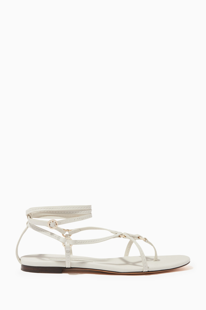 Louise Leather Sandals