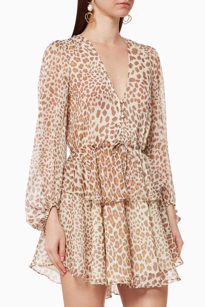 Ghetty Chiffon Dress