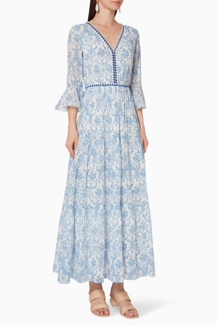 Bella Vali Myers Cotton Dress