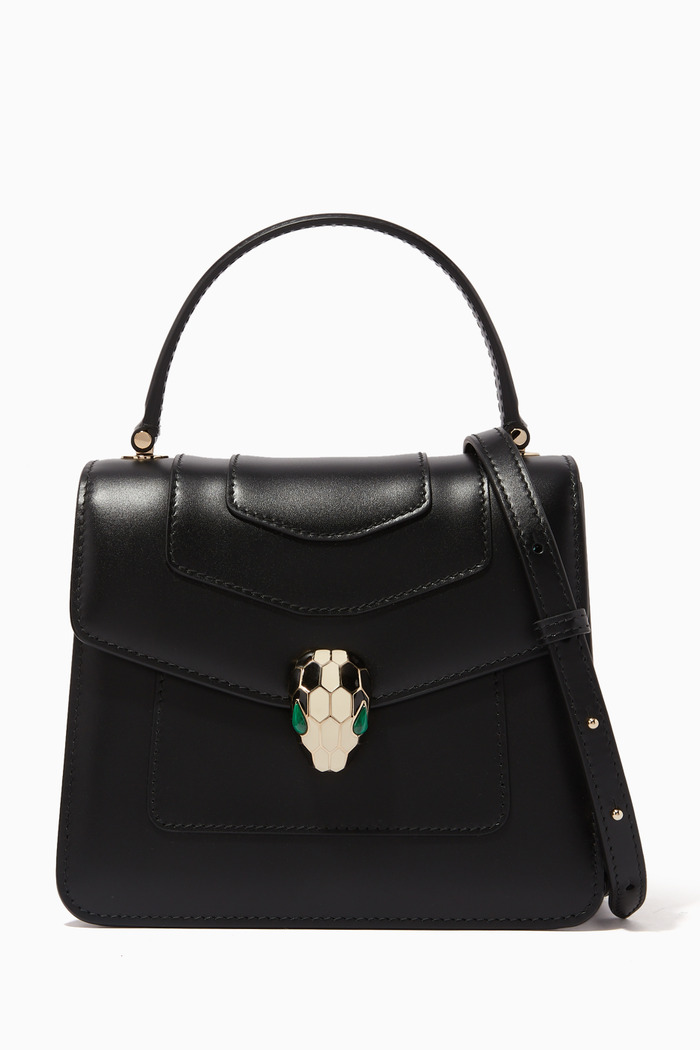 Serpenti Forever Flap Cover Bag
