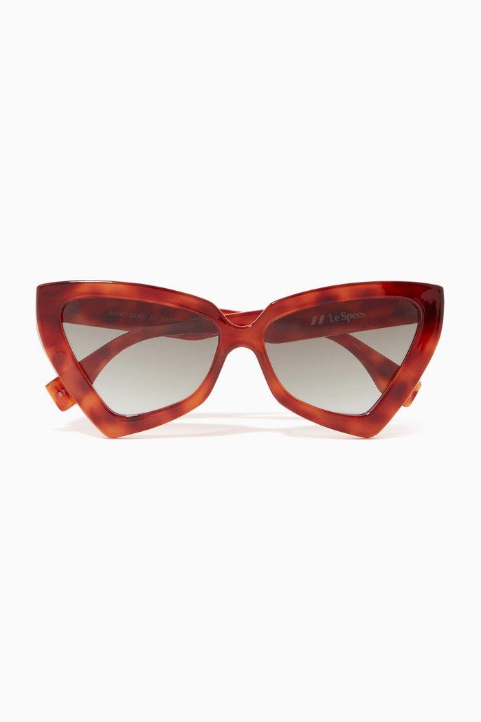 Rinky Dink Cat-Eye Sunglasses