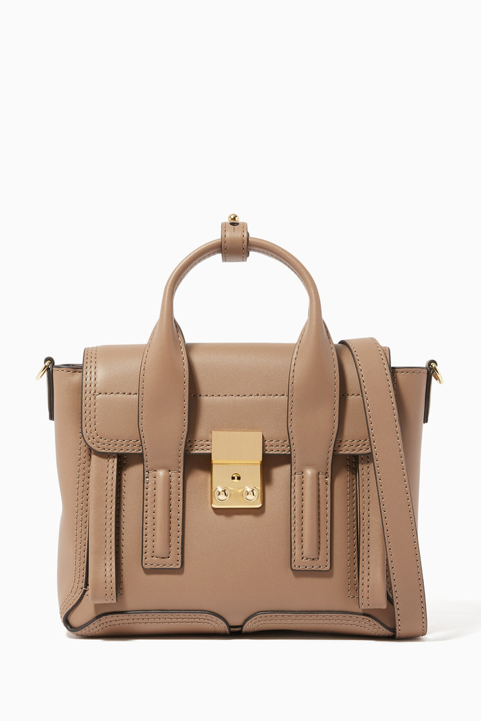 Pashli Mini Satchel in Leather