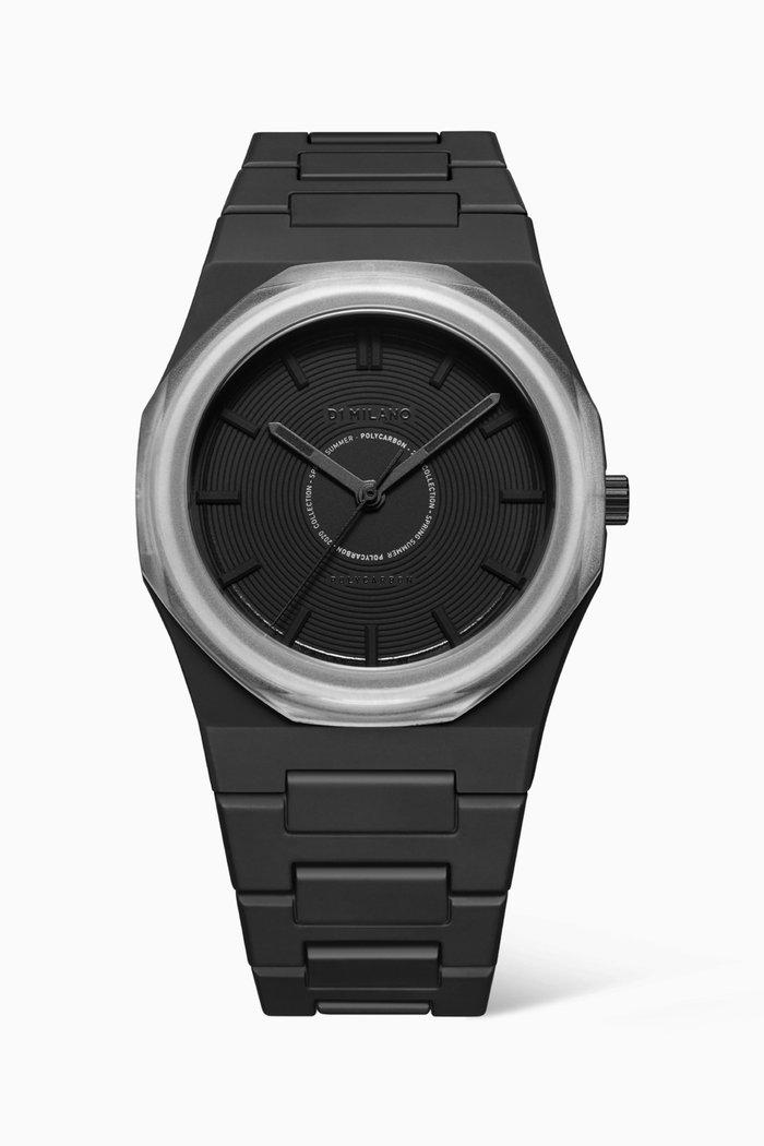 Polycarbon 40.5mm Watch