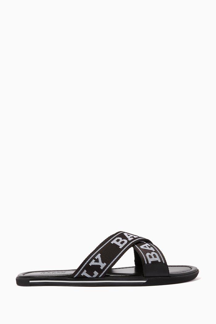 Bonks Fabric Sandals
