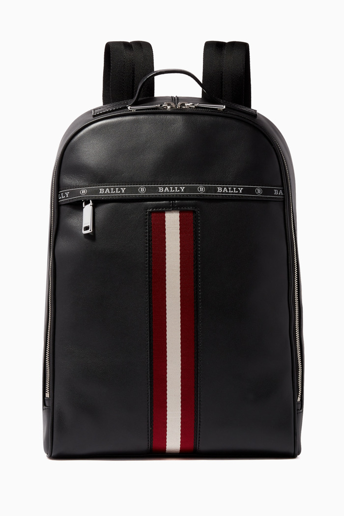 Hassel Leather Backpack