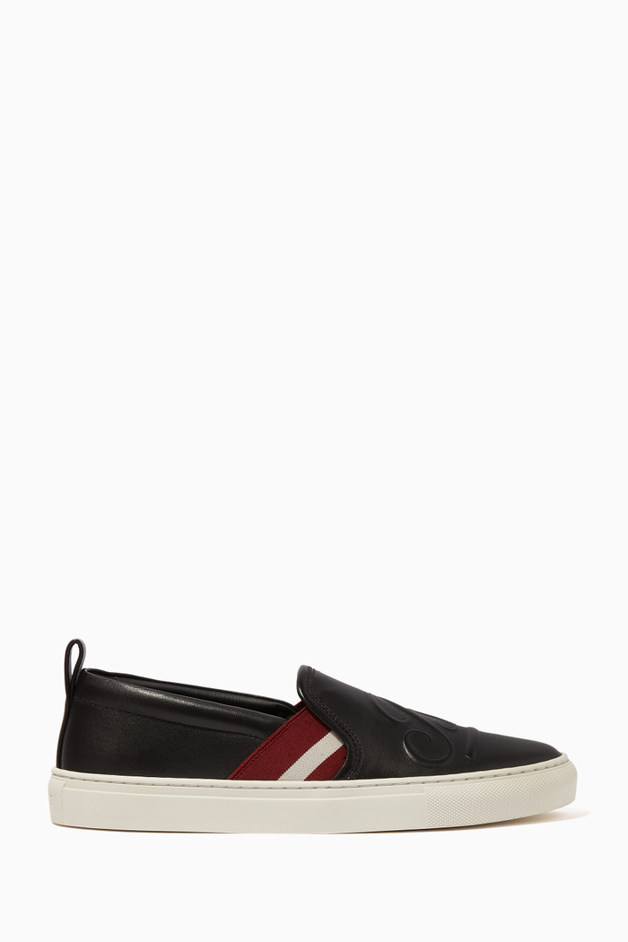 Henrika Leather Sneakers
