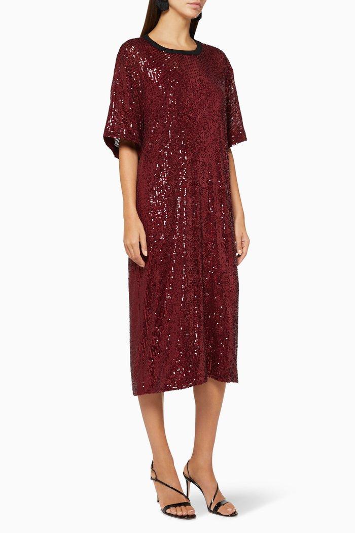 Soline Sequin Dress
