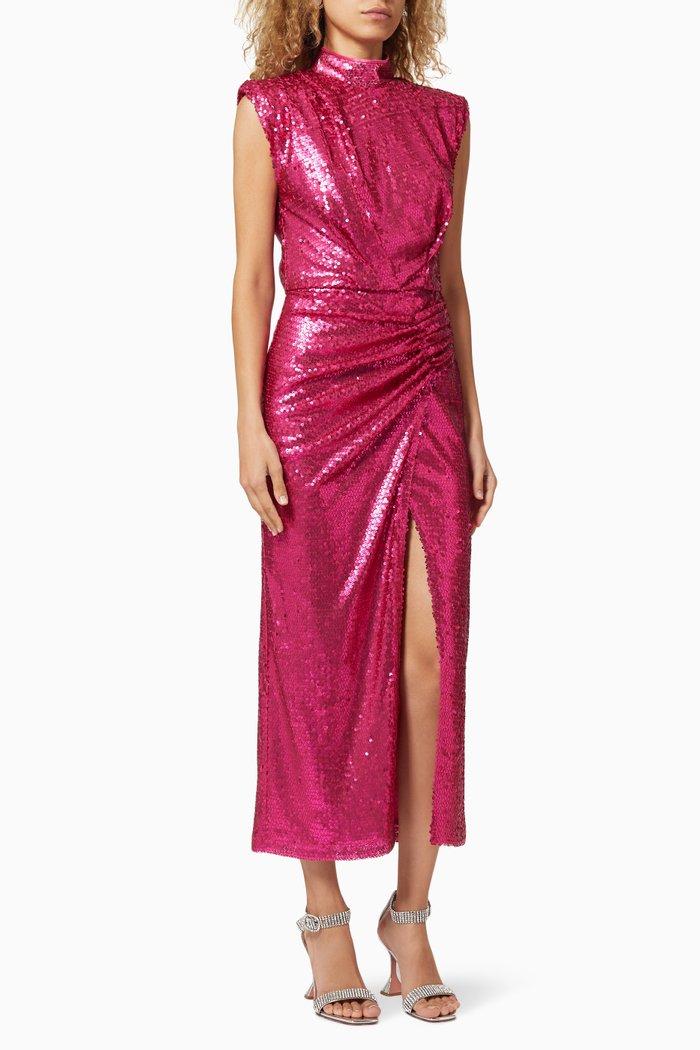 Rhea Sequin Dress