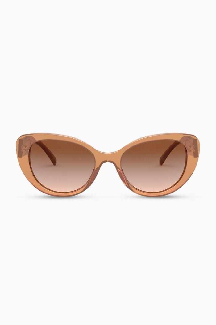 Vintage Logo Cat Eye Sunglasses