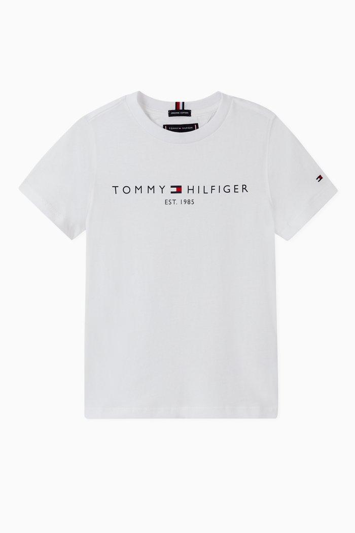 Essential Logo Organic Cotton T-shirt