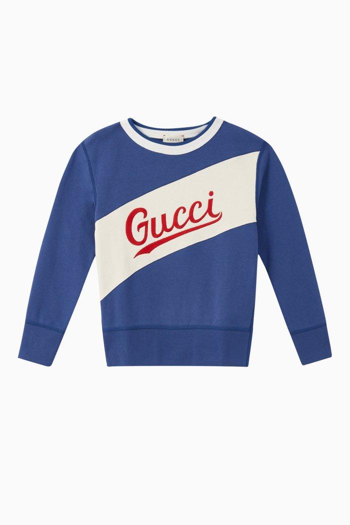 Gucci Print Sweatshirt