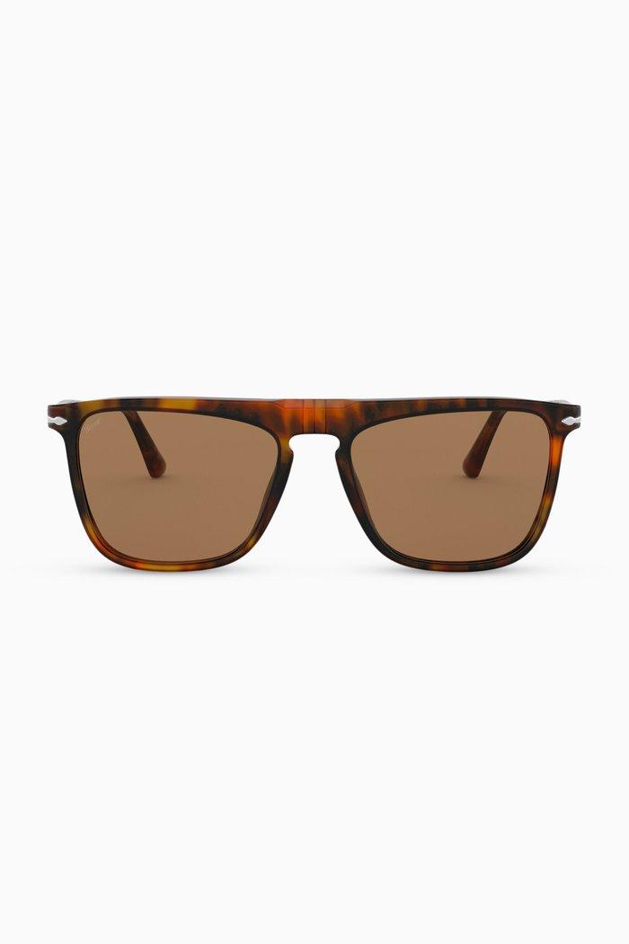 PO3225S Sunglasses in Acetate