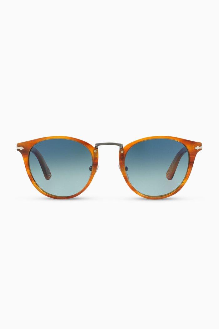 PO3108S Sunglasses in Acetate