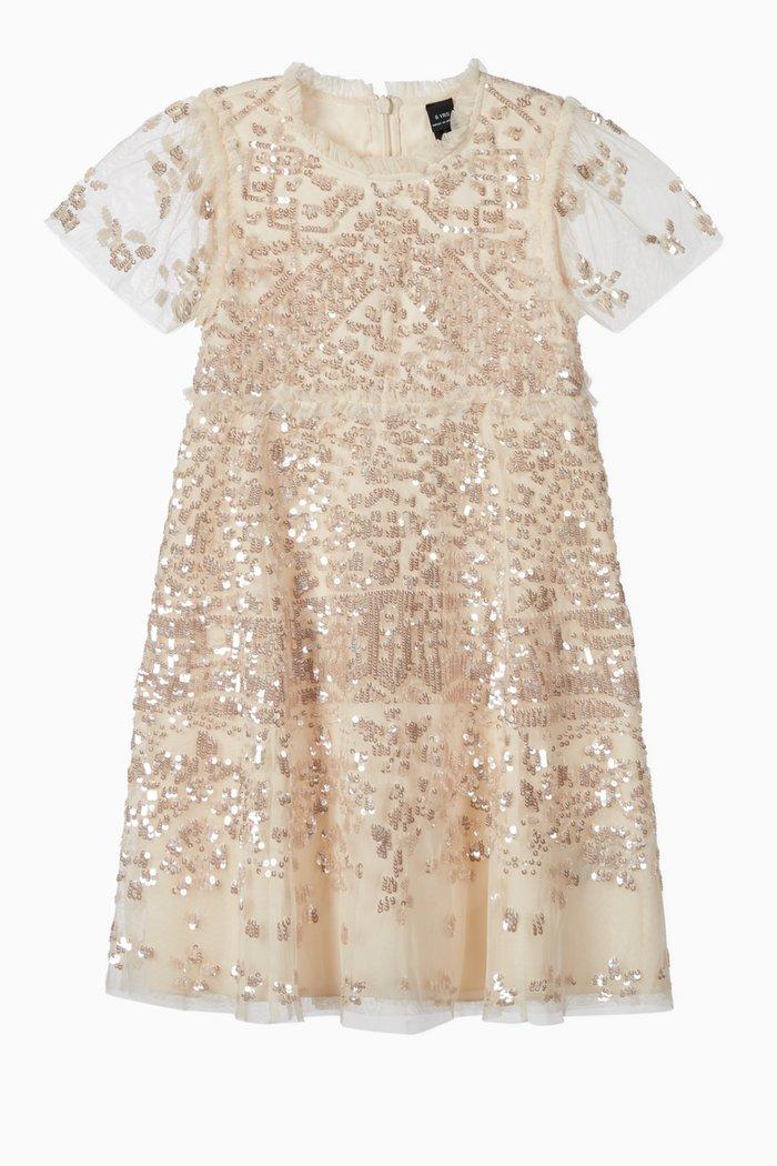 Aurora Sequin Dress