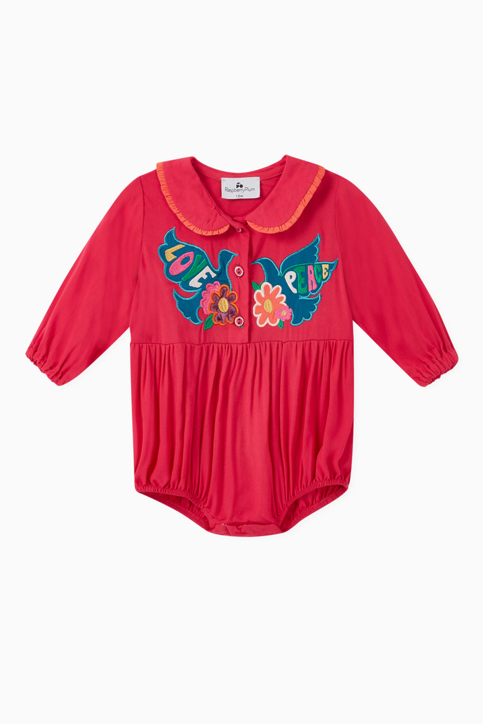 Fay Birds Embroidered Body