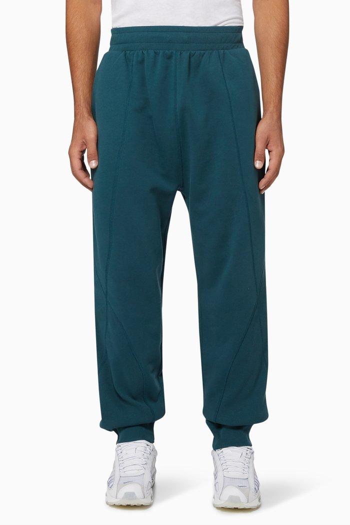 Contour Cotton Track Pants