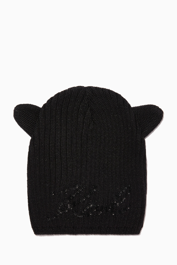 KARL Signature Beanie Hat