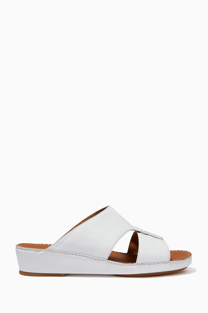 Arabic Sandals in Leather