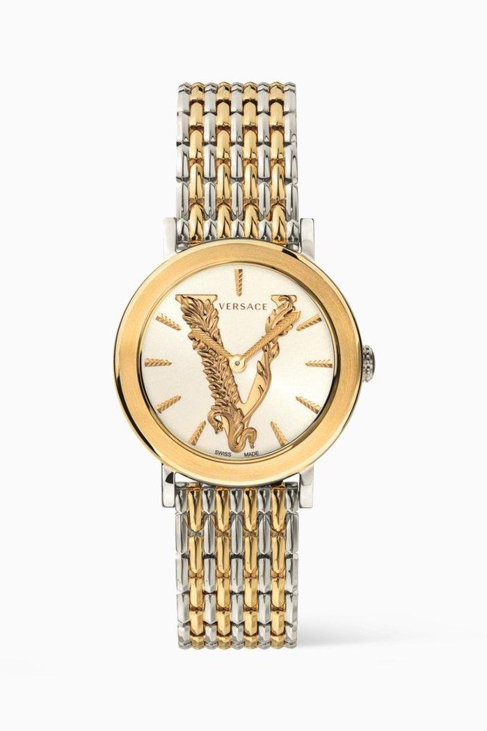 Versace Virtus Quartz Watch