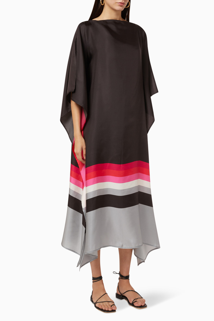 Fillmore Scarf Maxi Dress