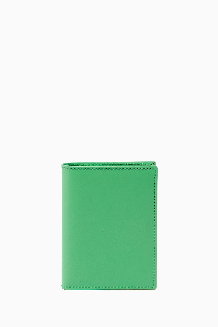 Classic Wallet in Leather