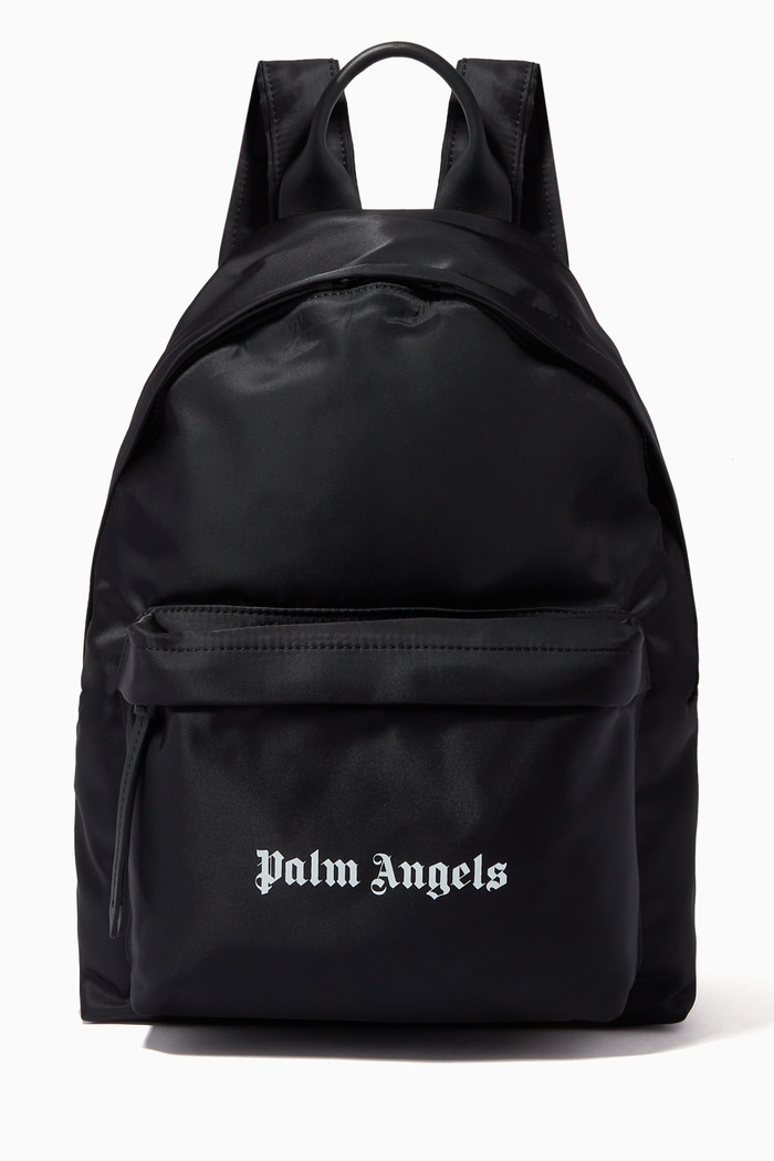 Logo Backpack in Nylon