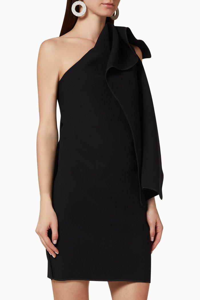 For Keeps Mini Crepe Dress