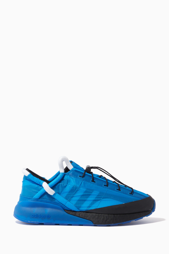 Craig Green ZX 2K Phormar I Sneakers in Leather & Suede