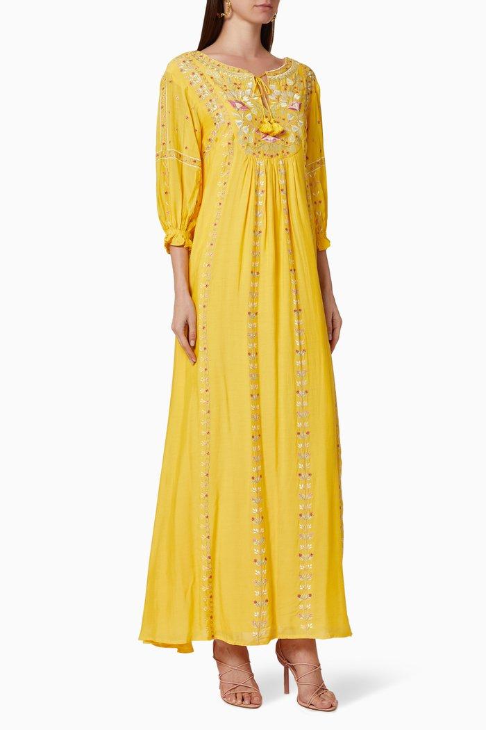 Thera Viscose Blend Dress