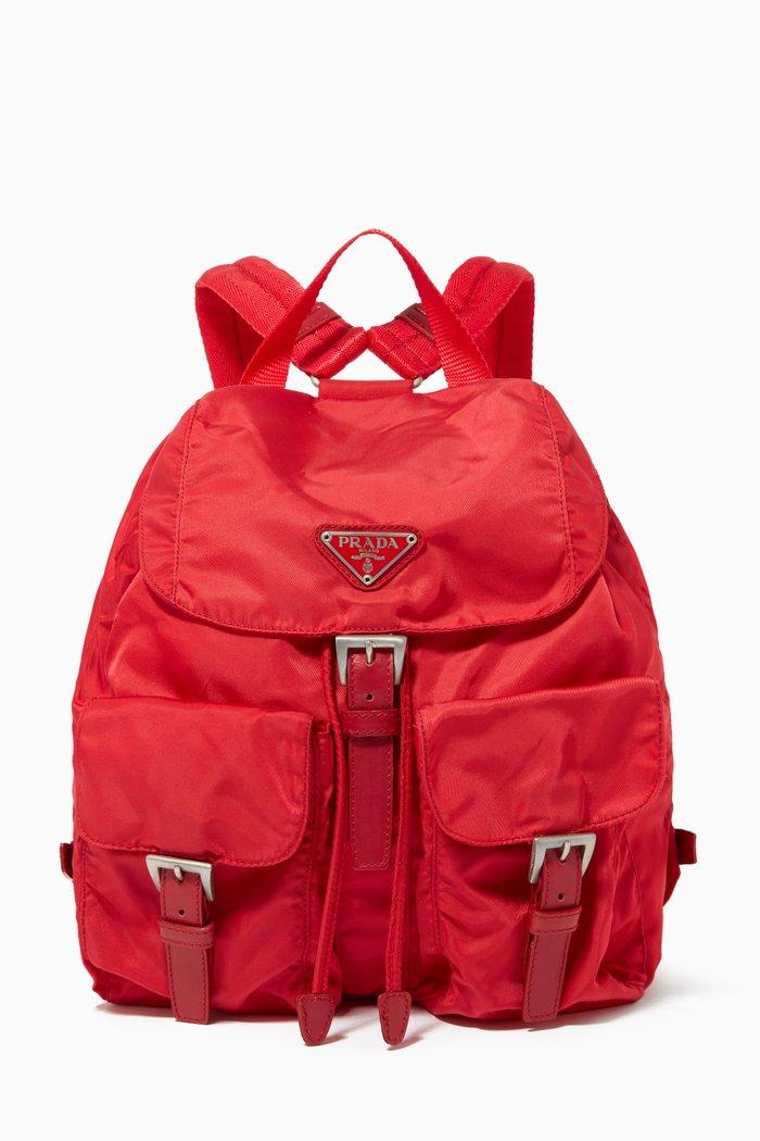 Tessuto Backpack in Nylon