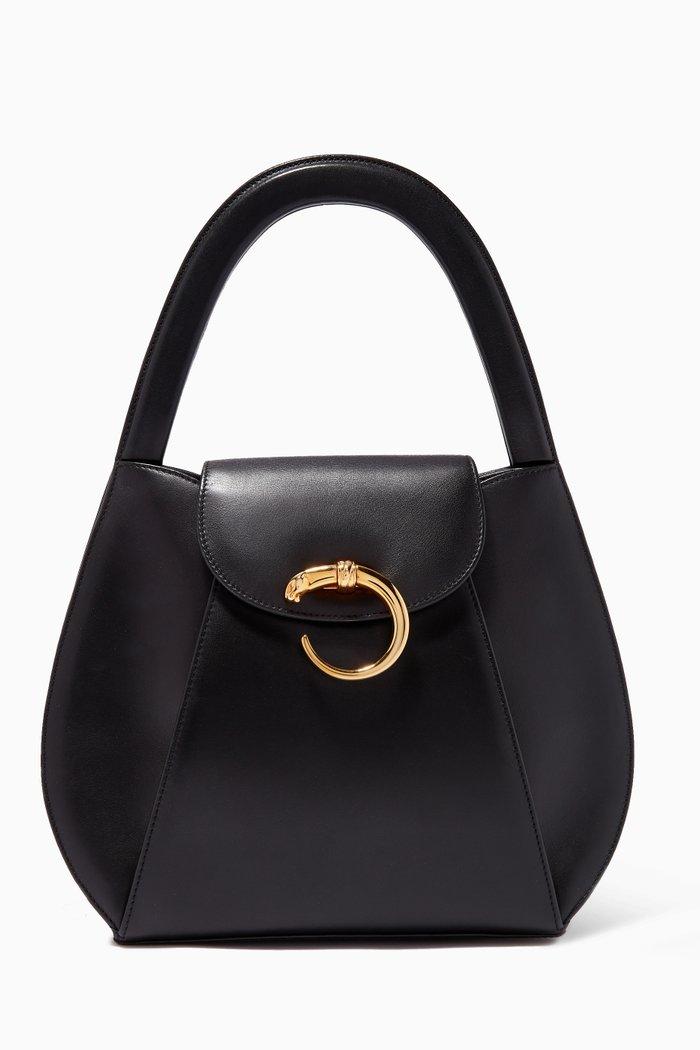 Les must® de Cartier Panthère Bag in Leather
