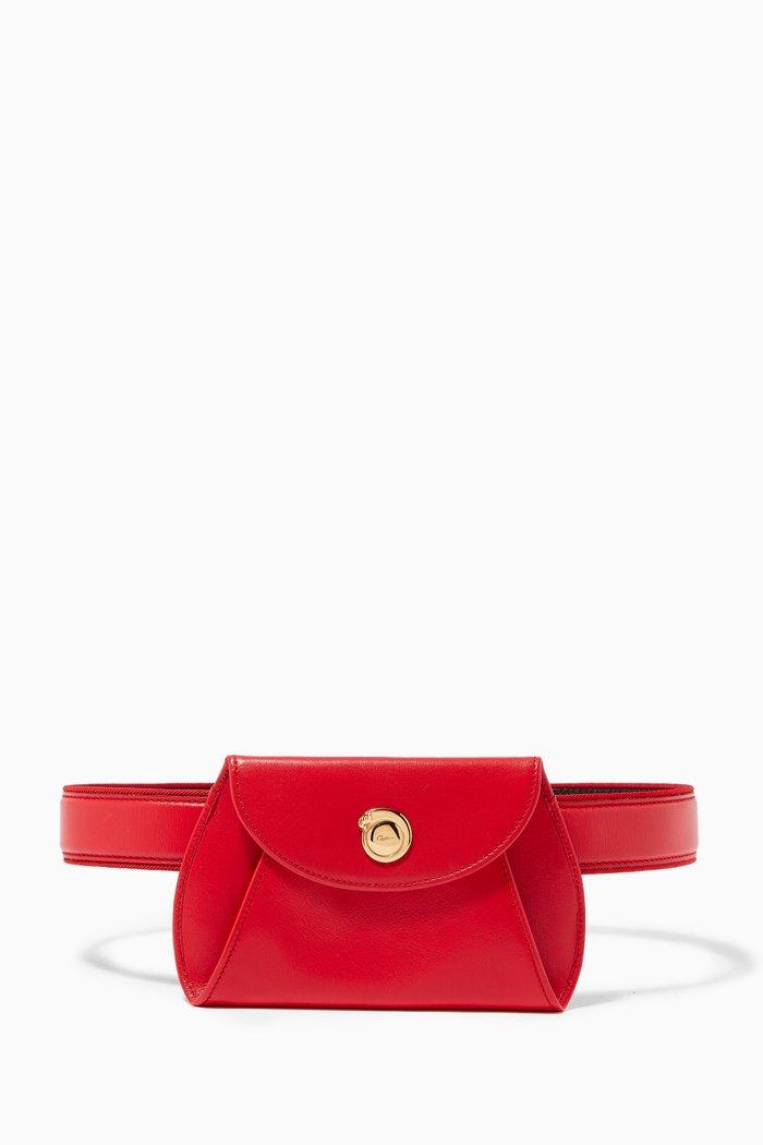 les must® de Cartier Panthère Waist Bag in Leather