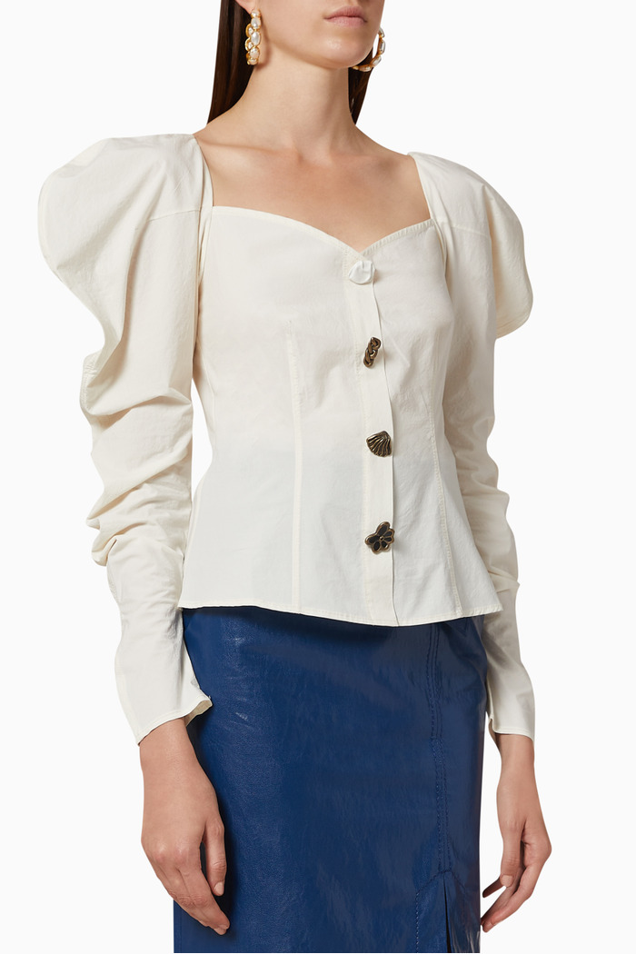 Odelia Cotton Top