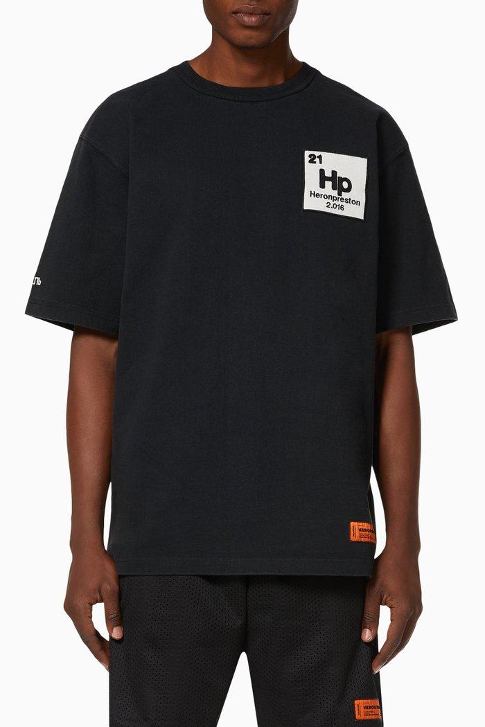 Halo Oversized Cotton T-Shirt