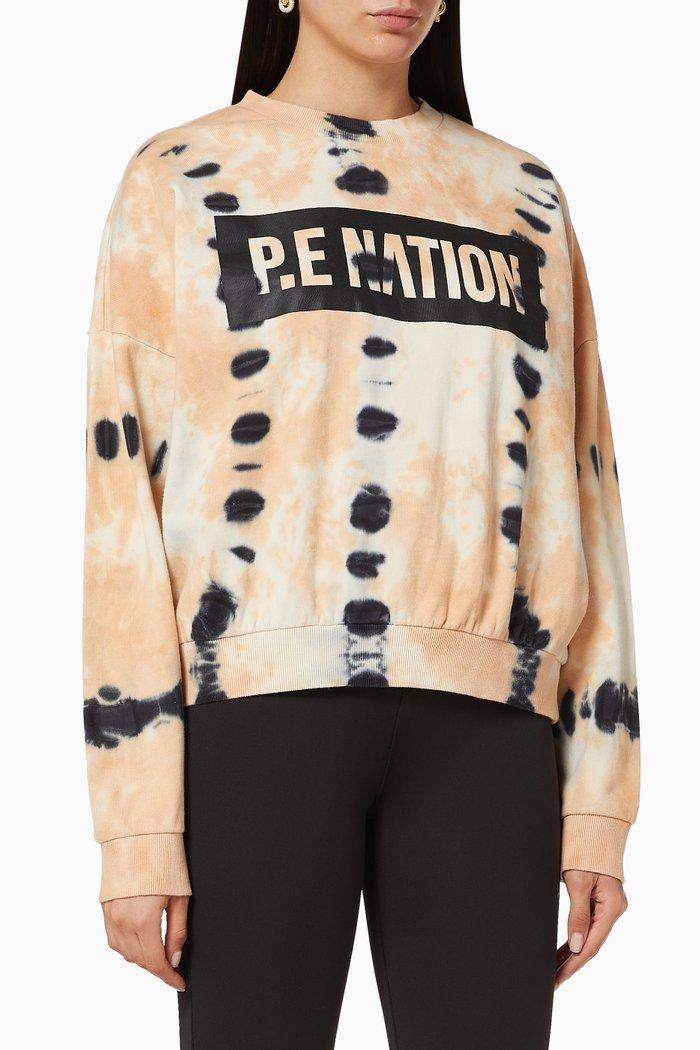 Score Runner Cotton Fleece Sweat Shirt
