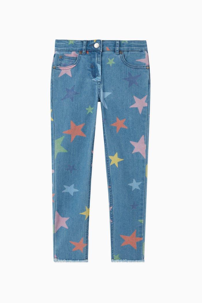 Stars Organic Denim Skinny Pants
