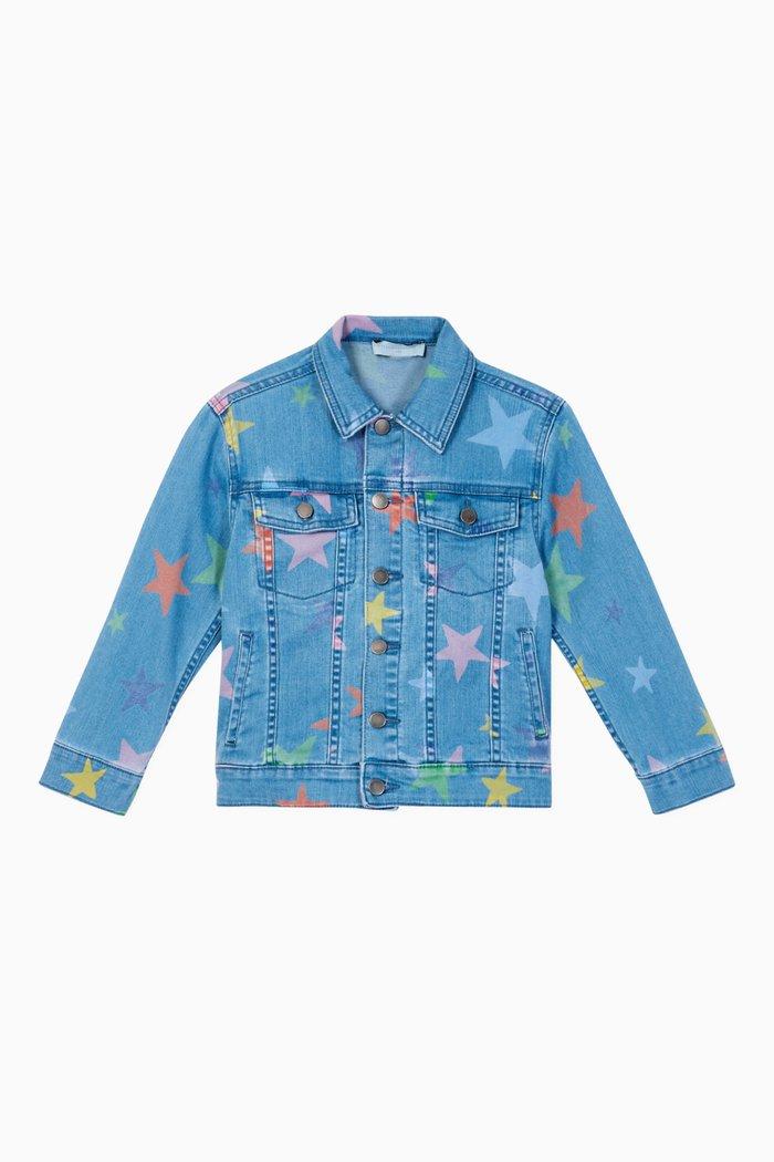 Stars Organic Denim Jacket