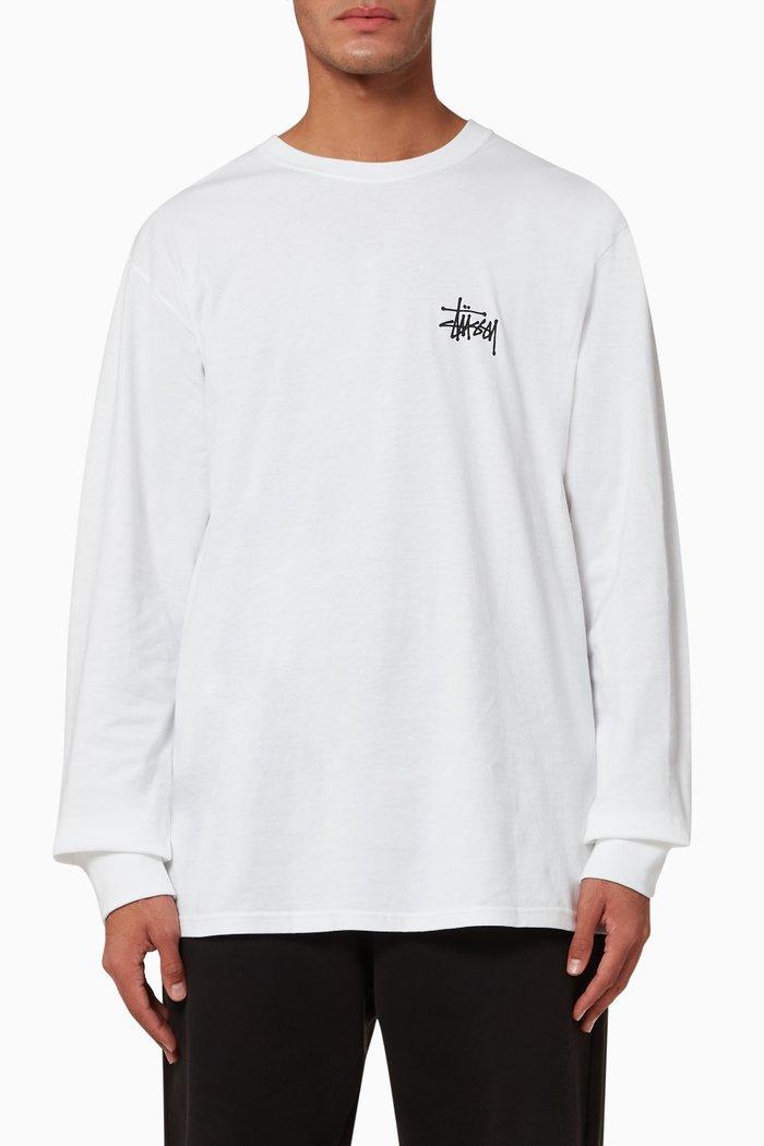 Basic Stussy Jersey T-shirt