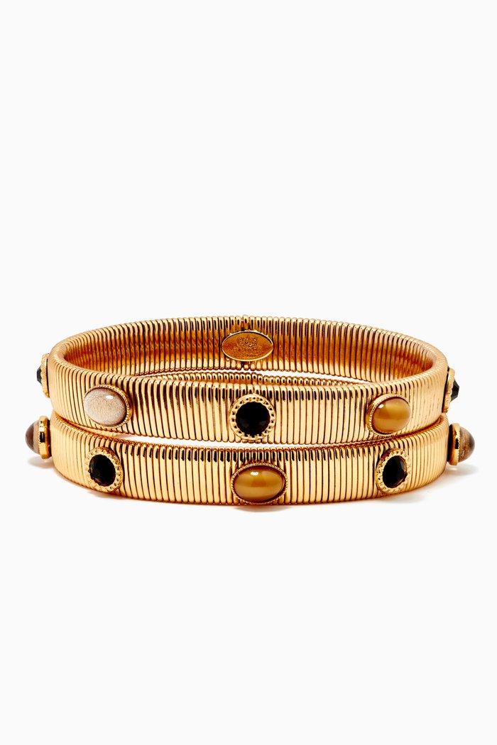 Stack Bracelet, Set of 2