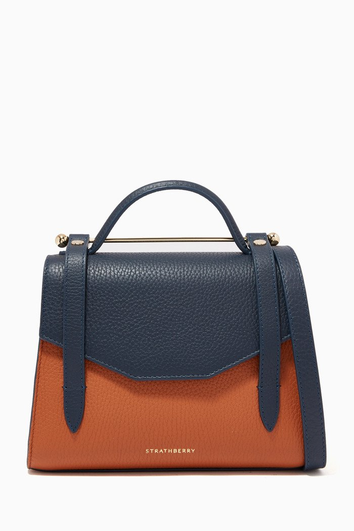 Mini Allegro Satchel in Leather