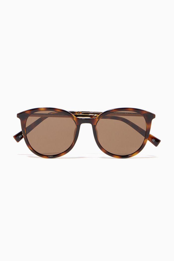 Le Danzing Round Sunglasses