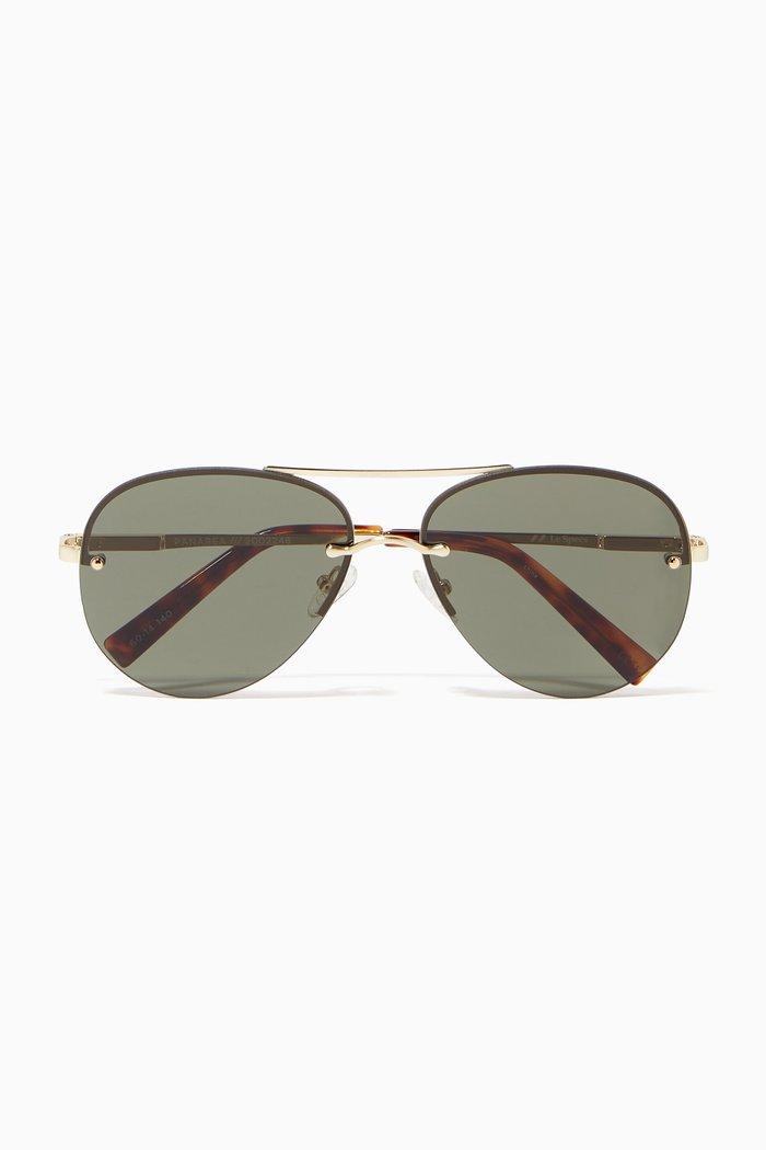 Panarea Aviator Sunglasses